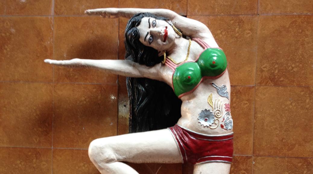 Indien // Yoga